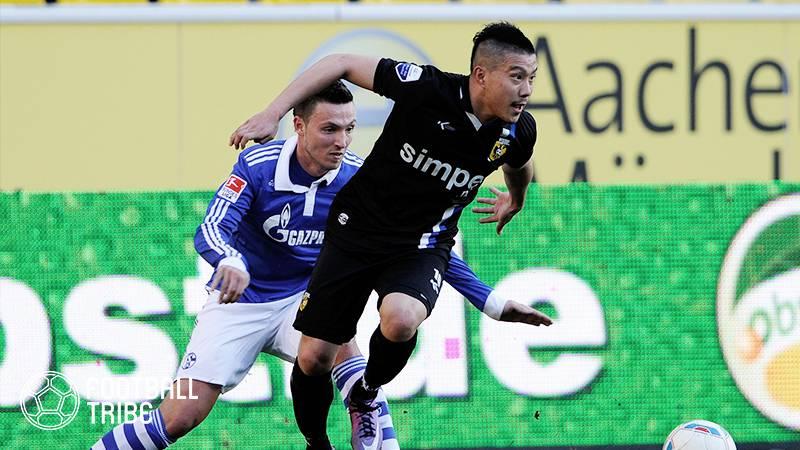 J2返り咲きへ、新潟が元日本代表DF安田理大獲得。昨季は韓国で21試合に出場