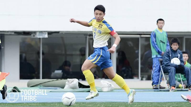 上田西キャプテン大久保がチームを鼓舞「自分達のサッカーをしようと声をかけた」