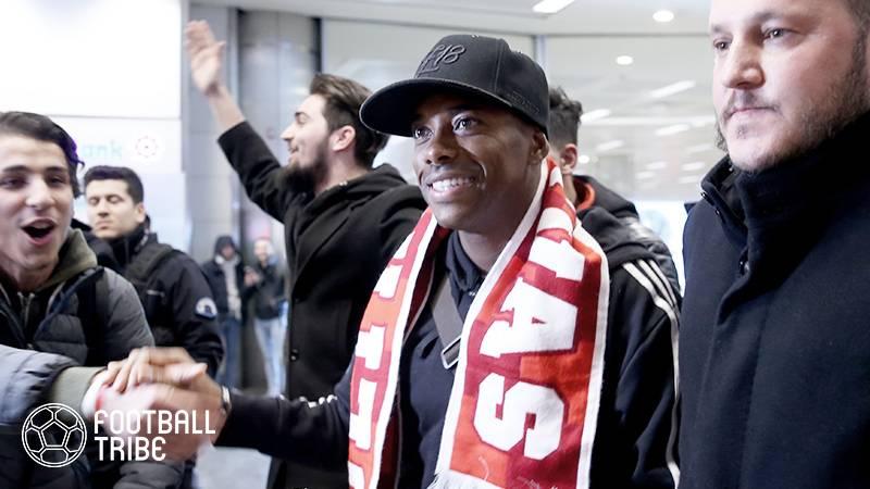 【動画】トルコへ移籍したロビーニョが強烈フリーキック弾。今季初ゴール