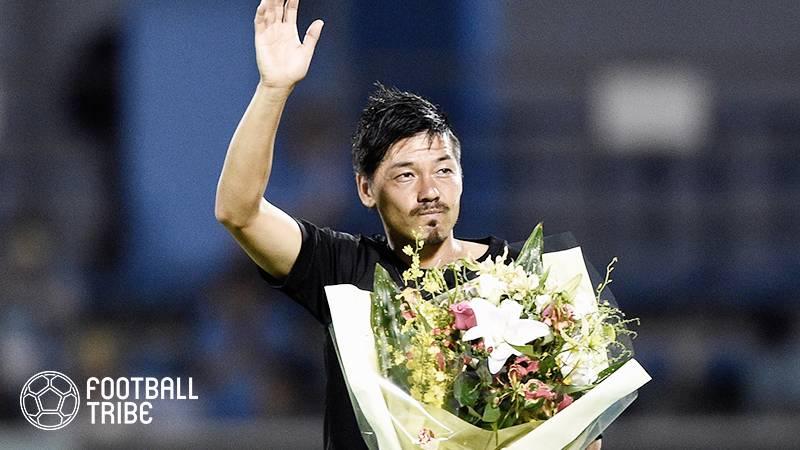 松井大輔、日本代表FW浅野拓磨の退団発表に反応「給料未払い、僕の時もあった」