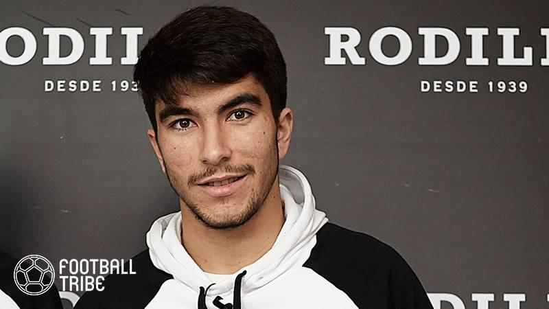 マンC、バルサ&PSGが狙うバレンシアの22歳MFの獲得に興味?