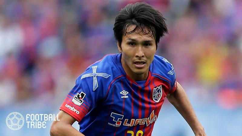 元日本代表の前田遼一、新天地はFC岐阜へ「1試合でも多く勝利に貢献できるように頑張る」