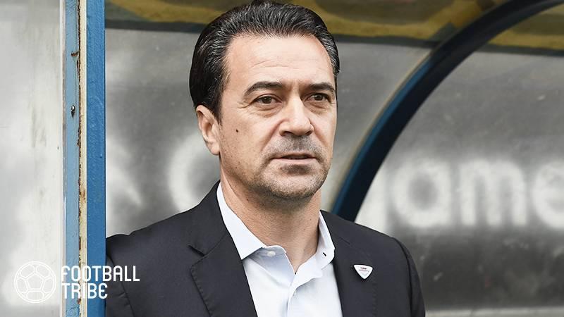 サガン鳥栖、フィッカデンティ監督との契約を解除…金明輝氏の監督就任を正式発表