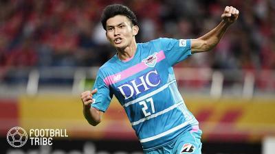 FC東京、サガン鳥栖のU-21日本代表FW田川亨介の獲得発表