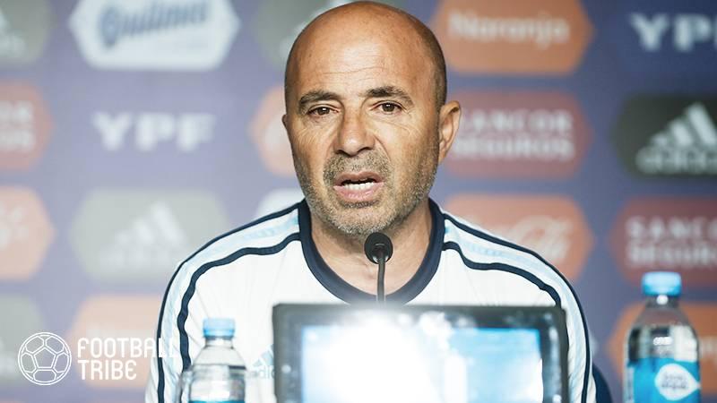 マラドーナ、アルゼンチンのW杯初戦のドローで批判を展開した対象は?