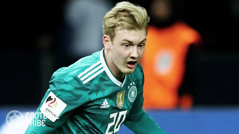 ドイツ代表ブラントがレバークーゼンと契約延長。リバプール、バイエルンらは獲得ならず