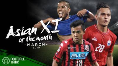 60人のフットボールトライブ・スタッフが選んだ「アジアベストXI」日本からはあの実力派GKが選出