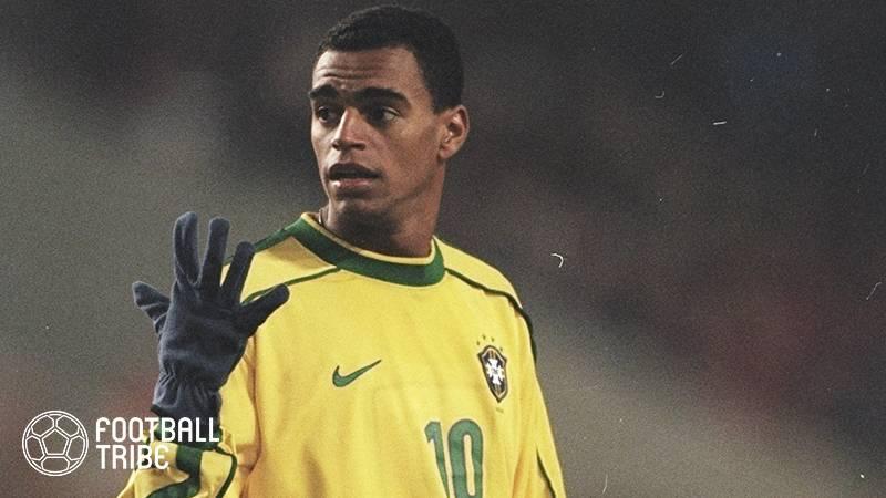 ブラジル代表 あのスター選手は...