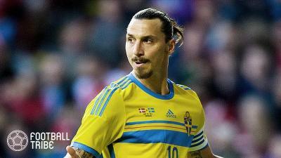 ズラタン、スウェーデンの勝利を信じる「W杯優勝も出来る」