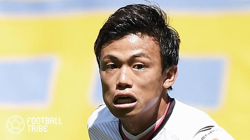 清水MF石毛秀樹が岡山へ再レンタル!「勝利のために自分の全てを尽くしたい」