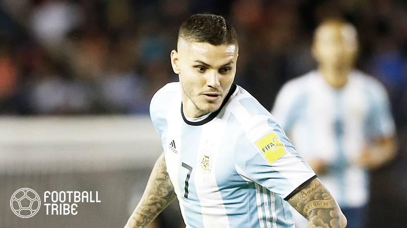 アルゼンチン代表監督、メッシ不在の中セリエA所属3選手へ期待寄せる