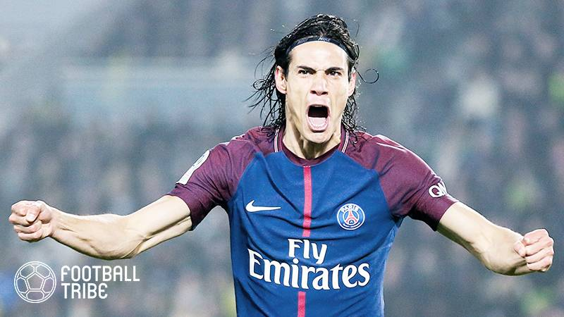 PSG、昇格組に敵地で2失点ドロー。勝ち点100達成ならず