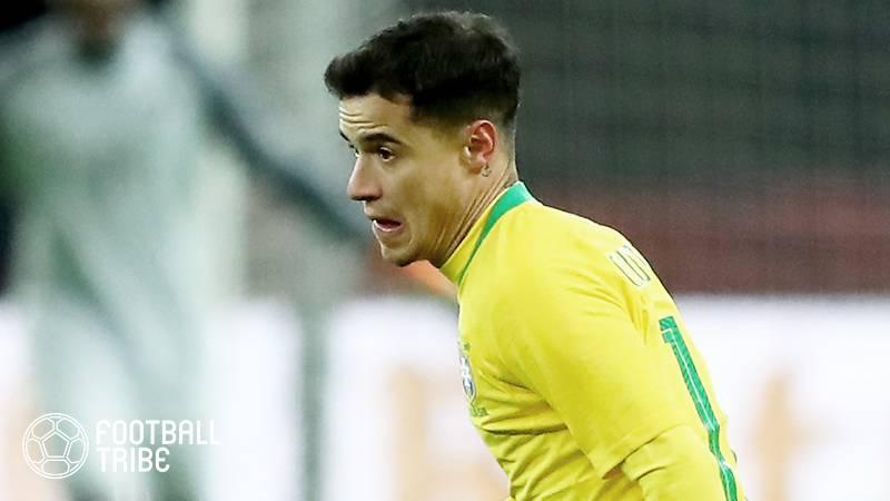ネイマール、ブラジル代表の同僚含めW杯注目選手に挙げた名前は…?