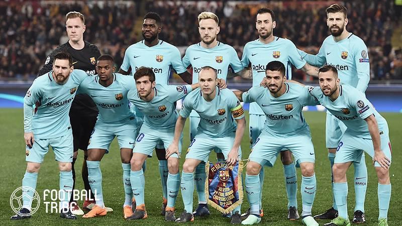 なぜバルセロナはCLで敗退したのか。潜んでいた10の原因