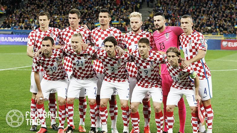 ロシアW杯準優勝クロアチア、EURO本大会メンバー発表。モドリッチやコバチッチら選出