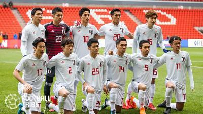 Opta算出のW杯優勝確率、パラグアイ戦勝利の日本が第10位に