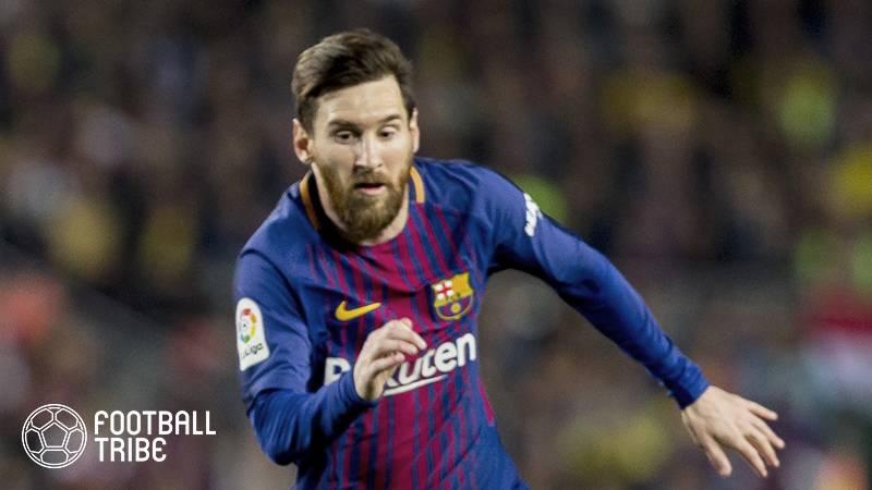 メッシ、欧州ではバルセロナ以外でプレーしないと明言