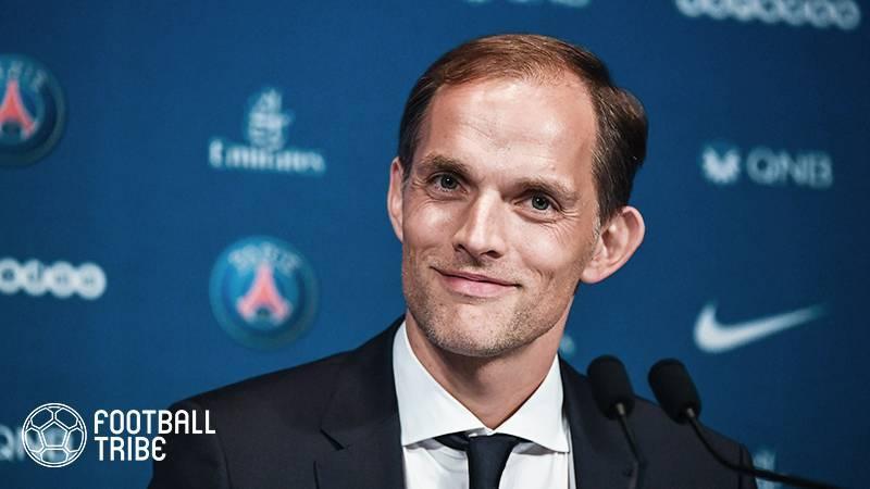 PSGのトゥヘル監督、選手を徹底...