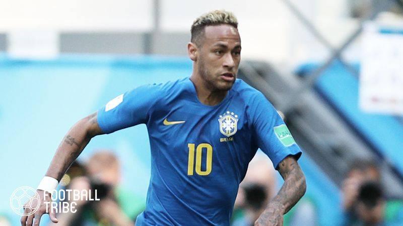 ブラジル、終了間際に劇的ゴール。コスタリカの堅守を破り大会初勝利