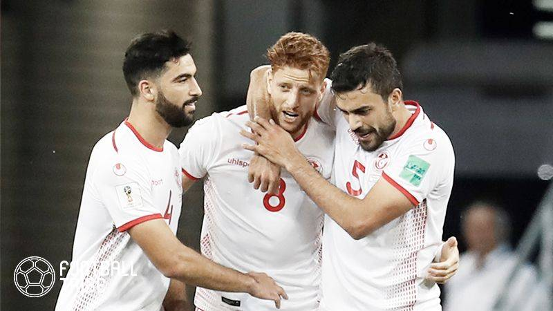 チュニジア、パナマを下し3位死守。チュニジアは40年ぶりの白星!
