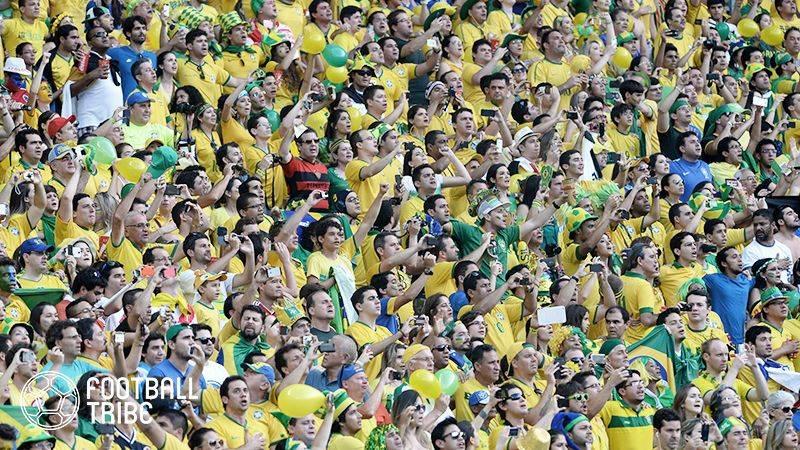 ブラジル政府、ロシアW杯観戦を優先すべく勤務時間の変更を許可