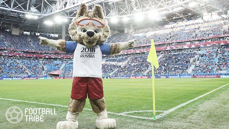 ロシアW杯は大成功。すべての面で驚異的な記録を残す