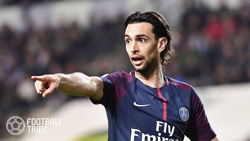 PSGの顔でもあったパストーレ、ローマ移籍が決定的に