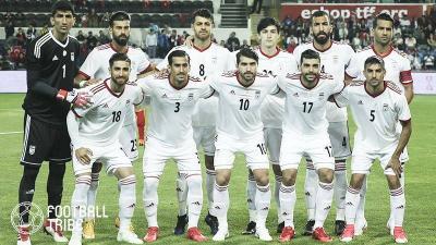 ロシアW杯に臨むイラン代表に激震。あるスパイクが着用できなくなる可能性