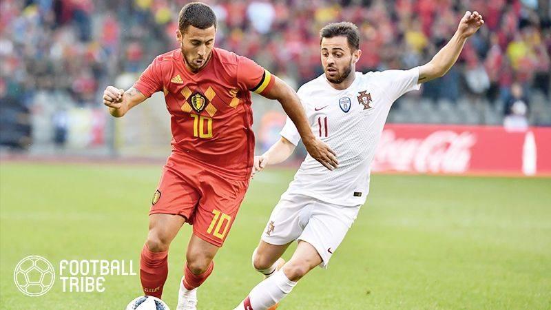 コスタリカ監督、親善試合で躍動のベルギー代表「10」番の名前知らず
