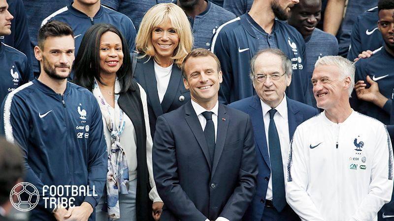 一向に代表召集されないベンゼマに関して仏大統領が持論を展開
