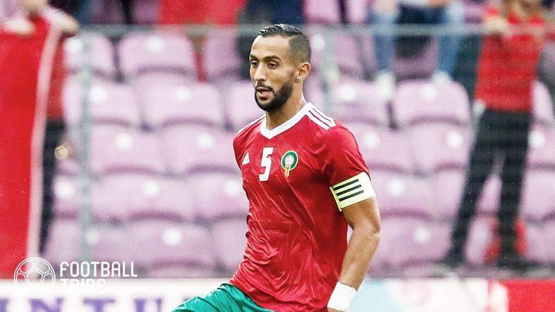 ユーべのベナティア、モロッコ代表引退を視野に入れるもその理由は?