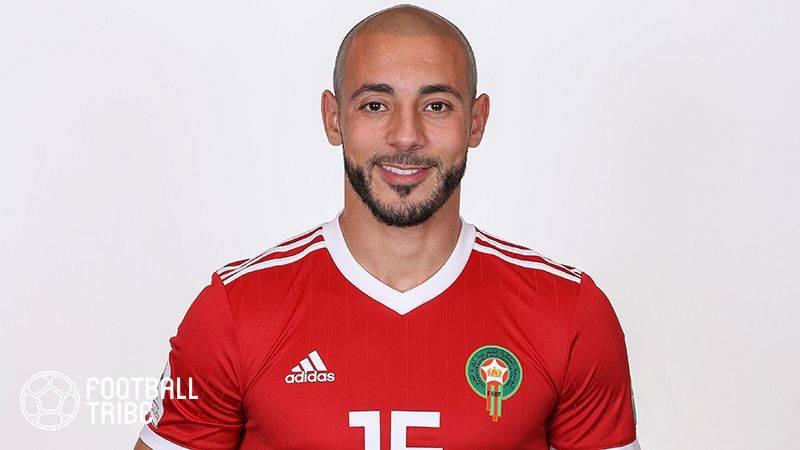 モロッコ代表MFアムラバト「主審はロナウドにユニフォームを要求していた」