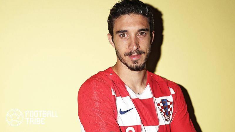 インテル、アトレティコのクロアチア代表DFを1年レンタルでの獲得決定
