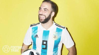 イグアイン、アルゼンチン代表引退を表明…