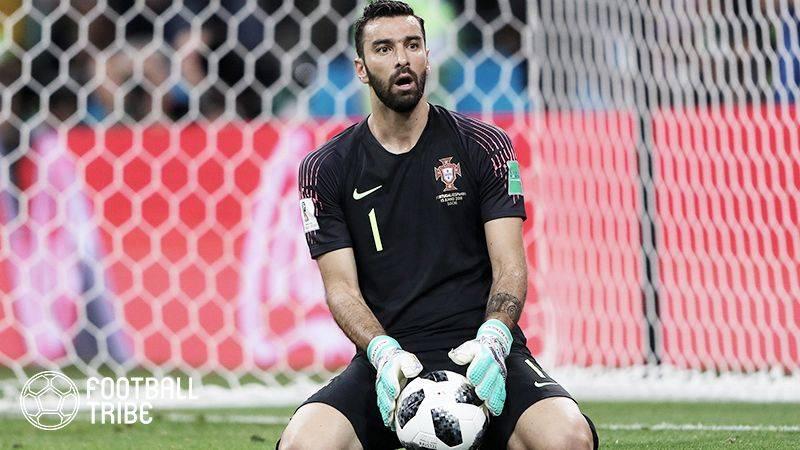 ローマ、ポルトガル代表GK獲得を発表!モウリーニョ体制での新戦力第1号に