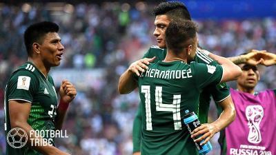 """ドイツ撃破のメキシコ、ファンが代表監督に対してとある""""企画""""を…"""