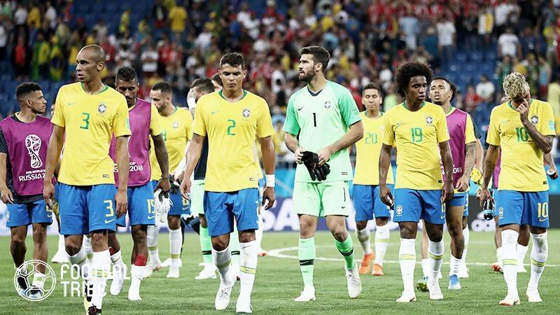 スイス戦ドローのブラジル、VAR不使用でFIFAに苦言呈す