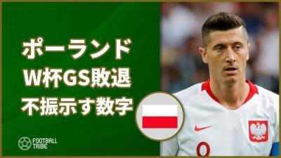 GS最終戦で日本と対戦のポーランド、今大会の不振を表すデータとは?