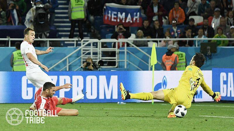 スイス、ゴールパフォーマンス巡る主力2選手への処分の可能性に言及