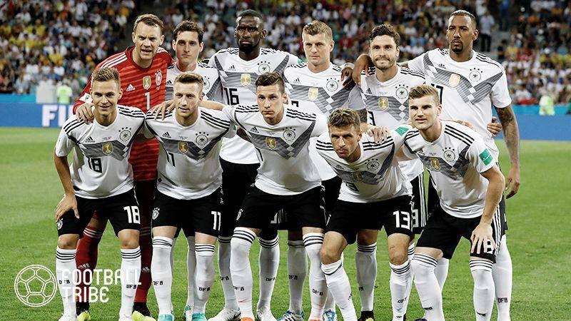 ドイツ代表、カタールW杯欧州予選へのメンバー発表!バイエルン18歳MFミュージアラが初招集