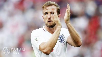 W杯4強のイングランド、指揮官がW杯得点王ケインのスイス戦欠場明言