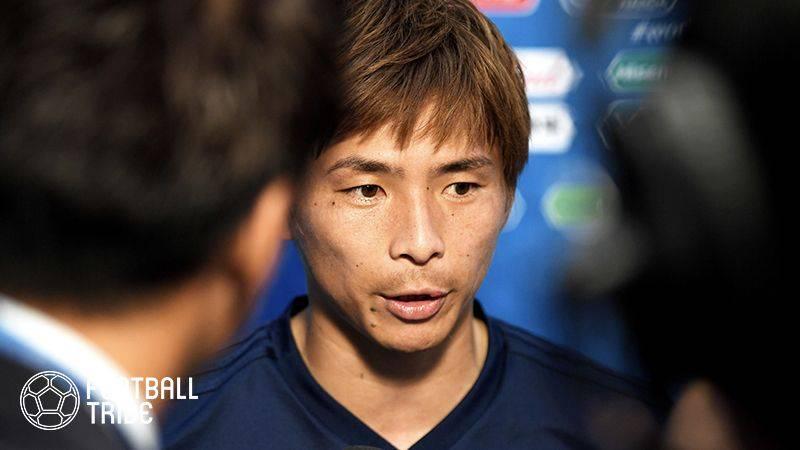 日本代表MF乾貴士に中国クラブが年俸1.2億円でオファー提示!所属元のエイバルは…
