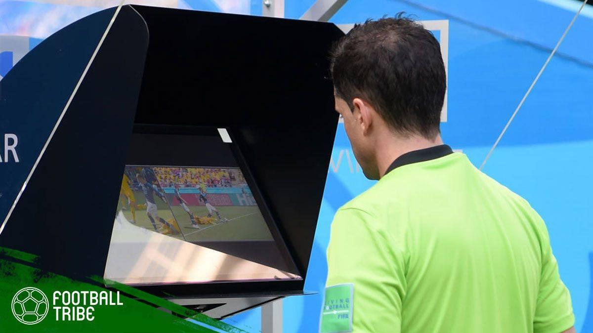 バルサ優勝のスペインスーパー杯、ロシアW杯で話題呼んだものが初適用