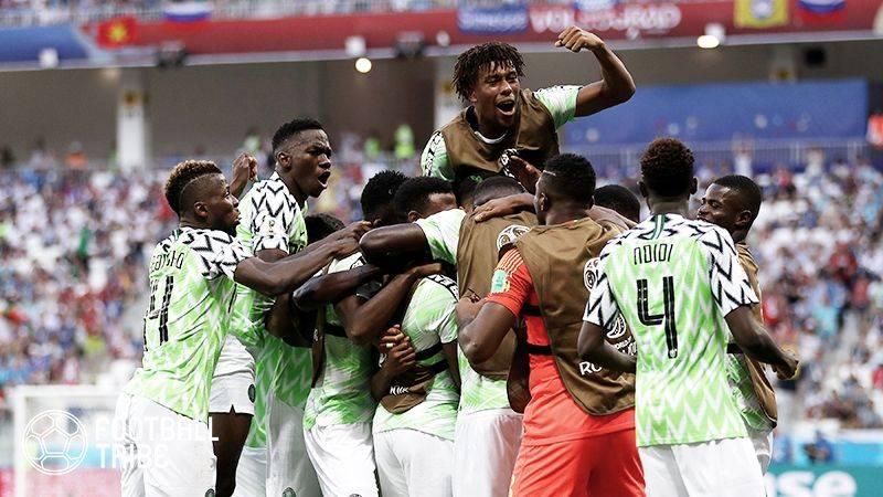 GS2位ナイジェリア、政府が選手に用意したインセンティブとは?