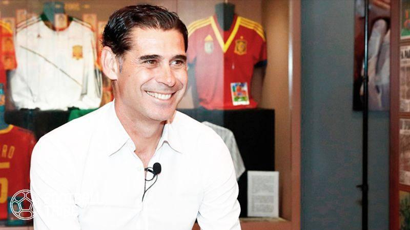 スペイン代表の新監督に急遽就任したイエロ氏、チームの結束を強調