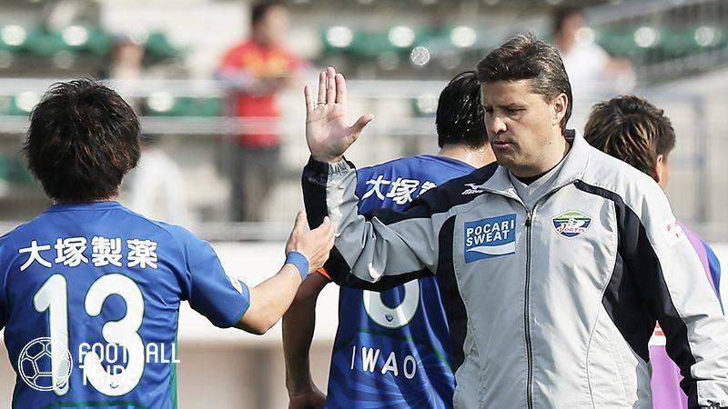 浦和のリカルド・ロドリゲスが国外最優秀スペイン人監督に選出!徳島ヴォルティスでJ1昇格