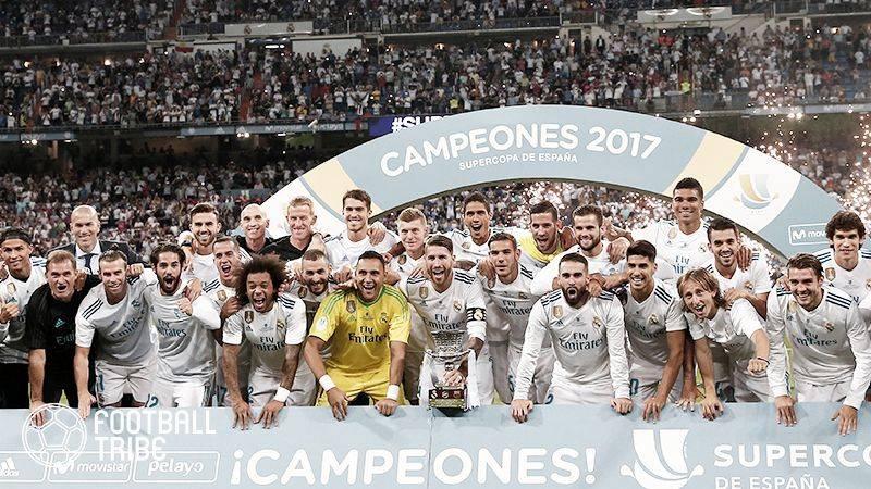バルサ登場のスペインスーパー杯、今季は史上初の国外開催で一発勝負