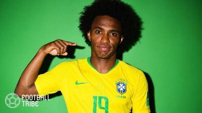 ブラジル代表、ネイマールの代役にあの男を呼ぶ!