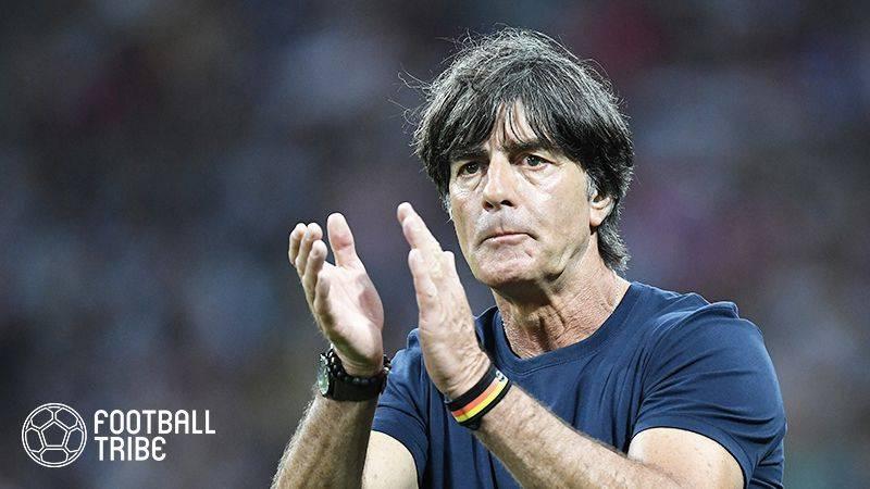 ドイツ代表監督レーブ、レアル行きの噂を否定「どのクラブともコンタクトをとっていない」