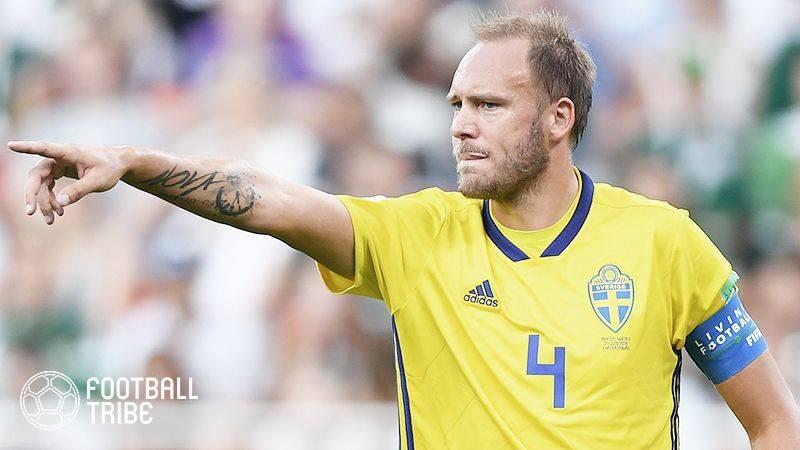 堅守を誇るスウェーデンを象徴する数字?同国キャプテンの偉大な記録